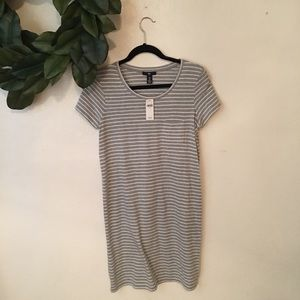 GAP striped dress NWT size XS